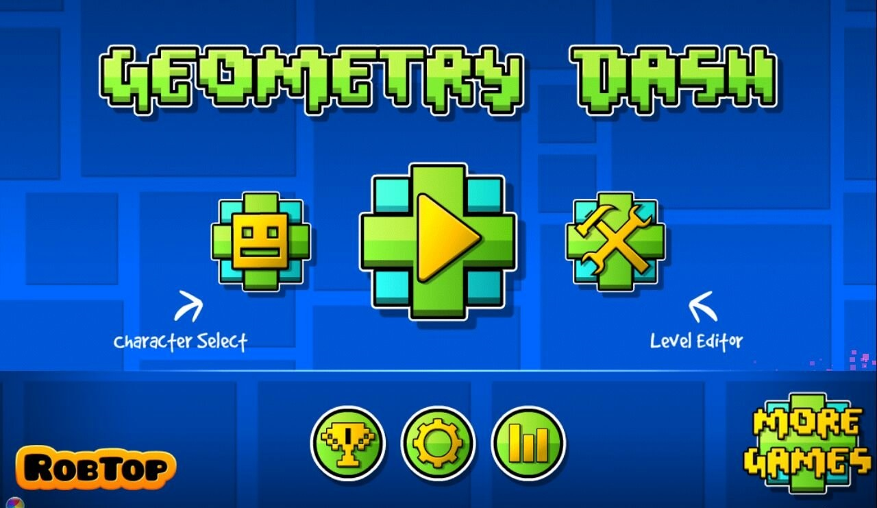 Geometry Dash para tablet