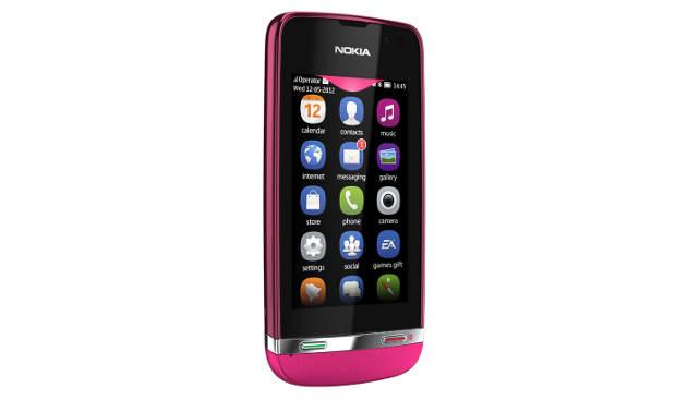 Google Play Store Nokia Asha 311