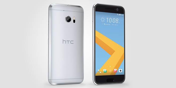 HTC 10 capturas de pantalla