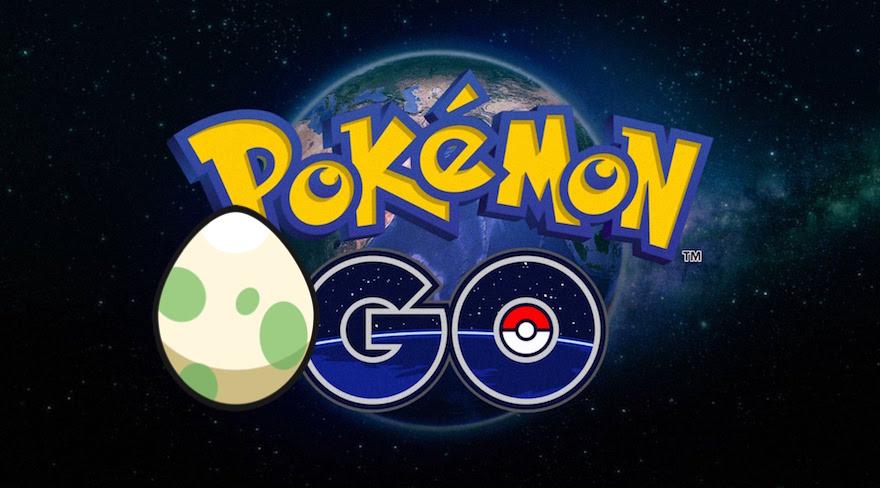 Huevos de la suerte en Pokémon Go
