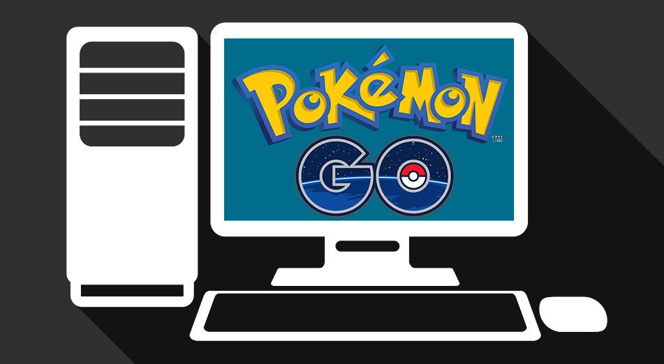 Jugar Pokémon Go PC