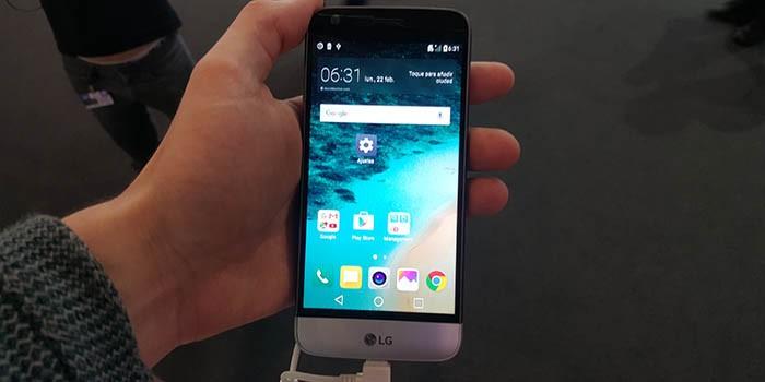 LG G5 launcher LG G2 LG G3
