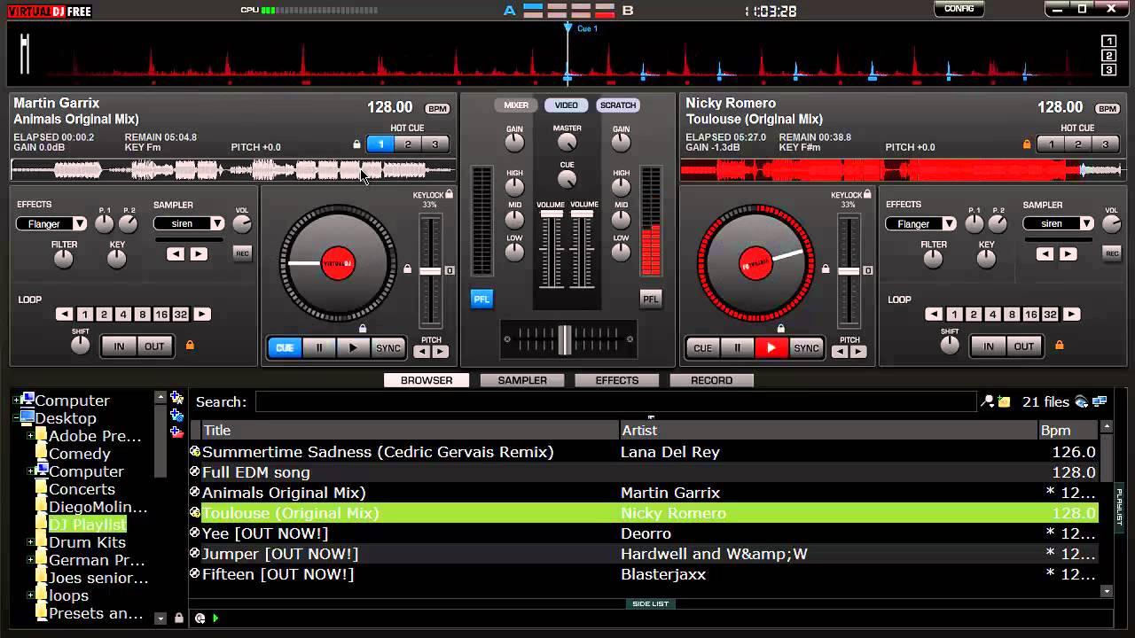 Las mejores aplicaciones para mezclar música