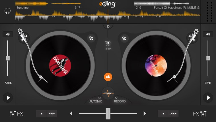 app para mezclar musica