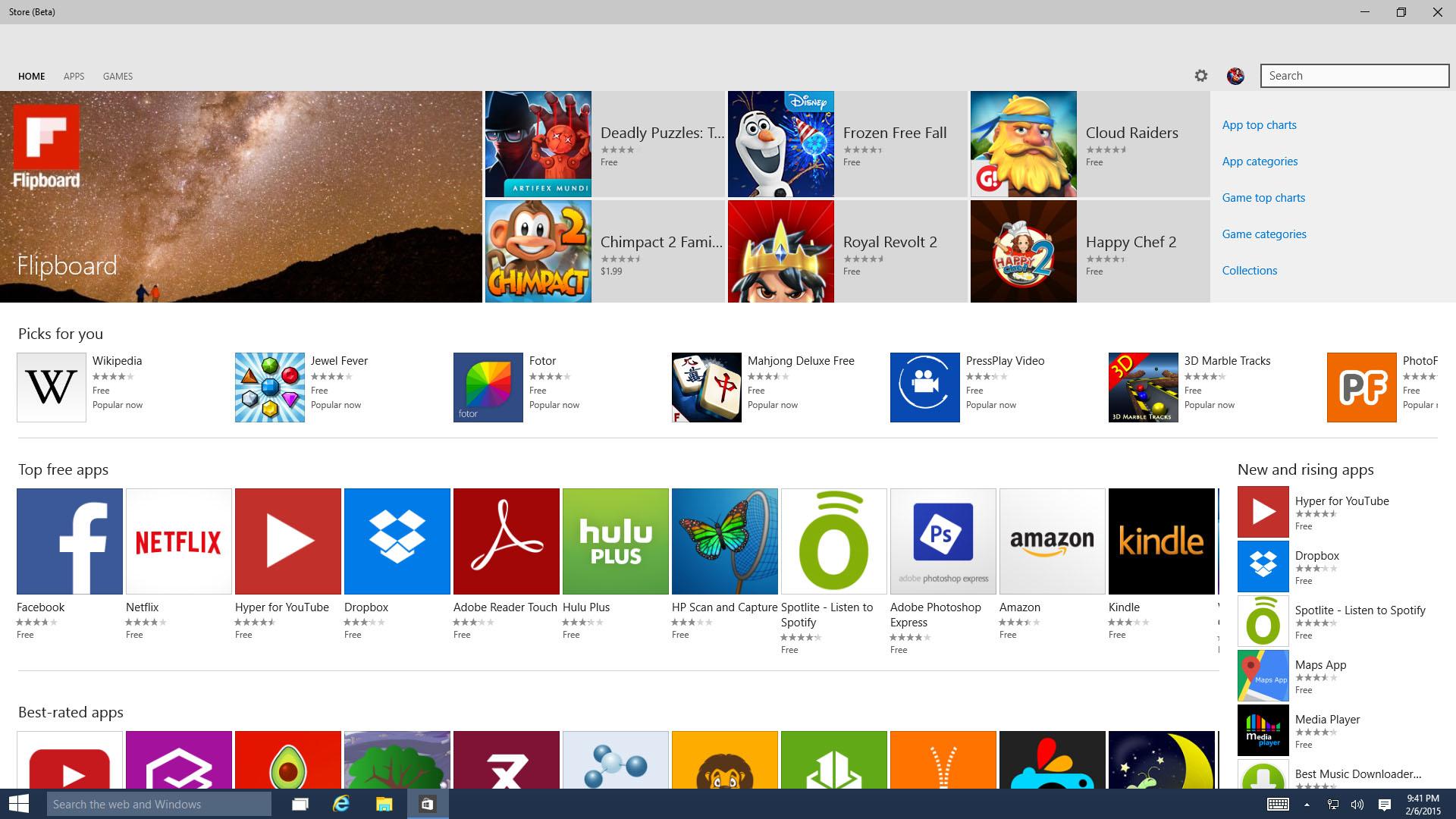 Mejores aplicaciones Windows 10 1