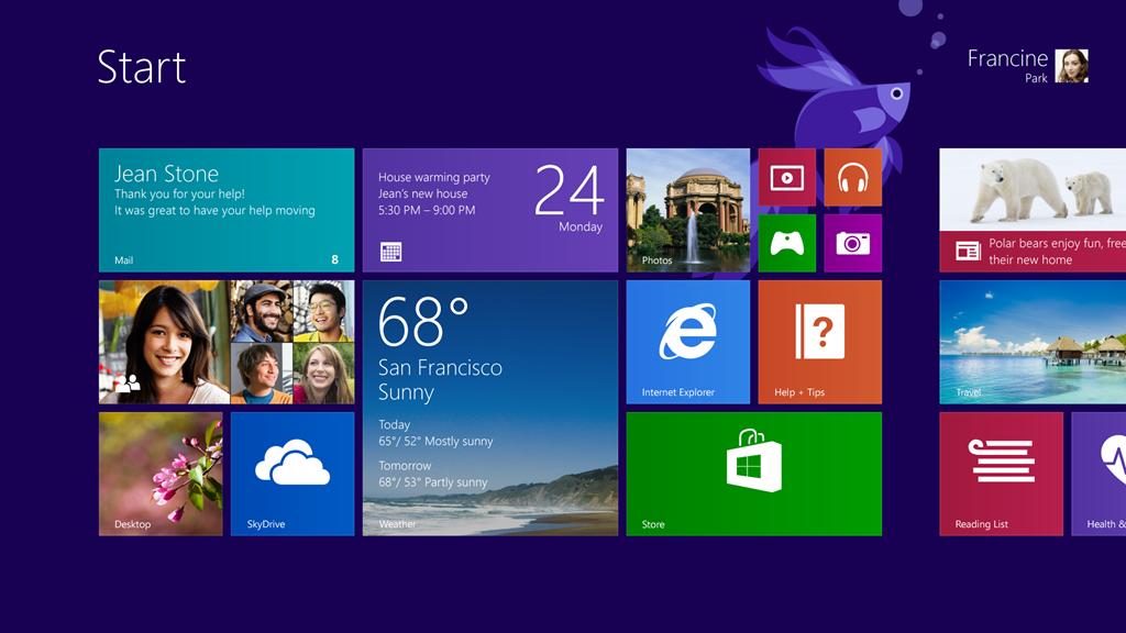 Mejores aplicaciones Windows 8.1