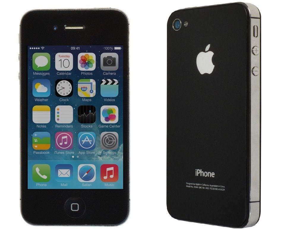Mejores aplicaciones iPhone 4