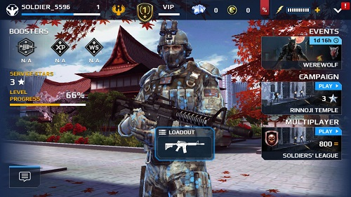 Mejores shooters Android 3