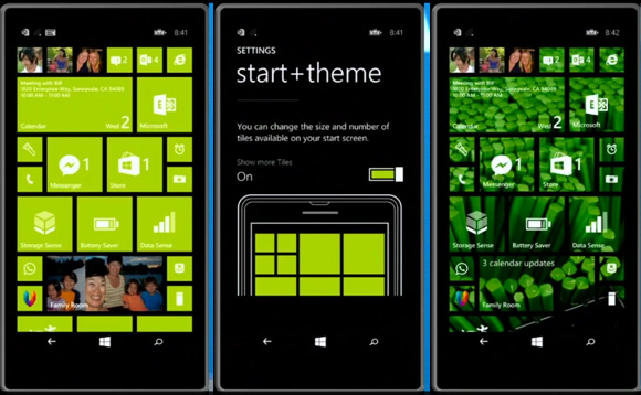 Navegación de incógnito en Windows Phone
