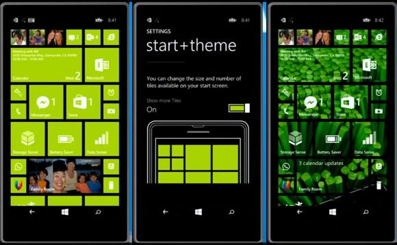 Navegación de incógnito en Windows Phone