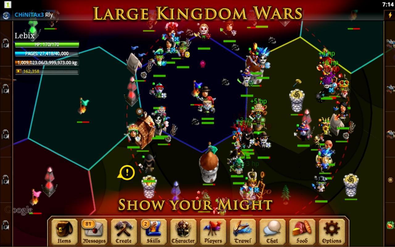 Parallel Kingdom AOT