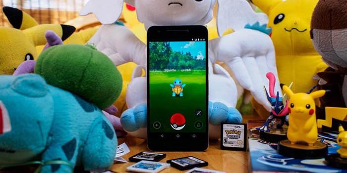 Evolucionar pokémons en Pokémon Go