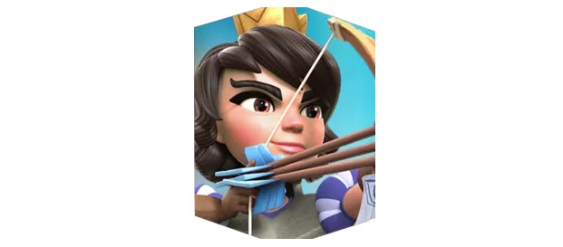 Princesa Clash Royale