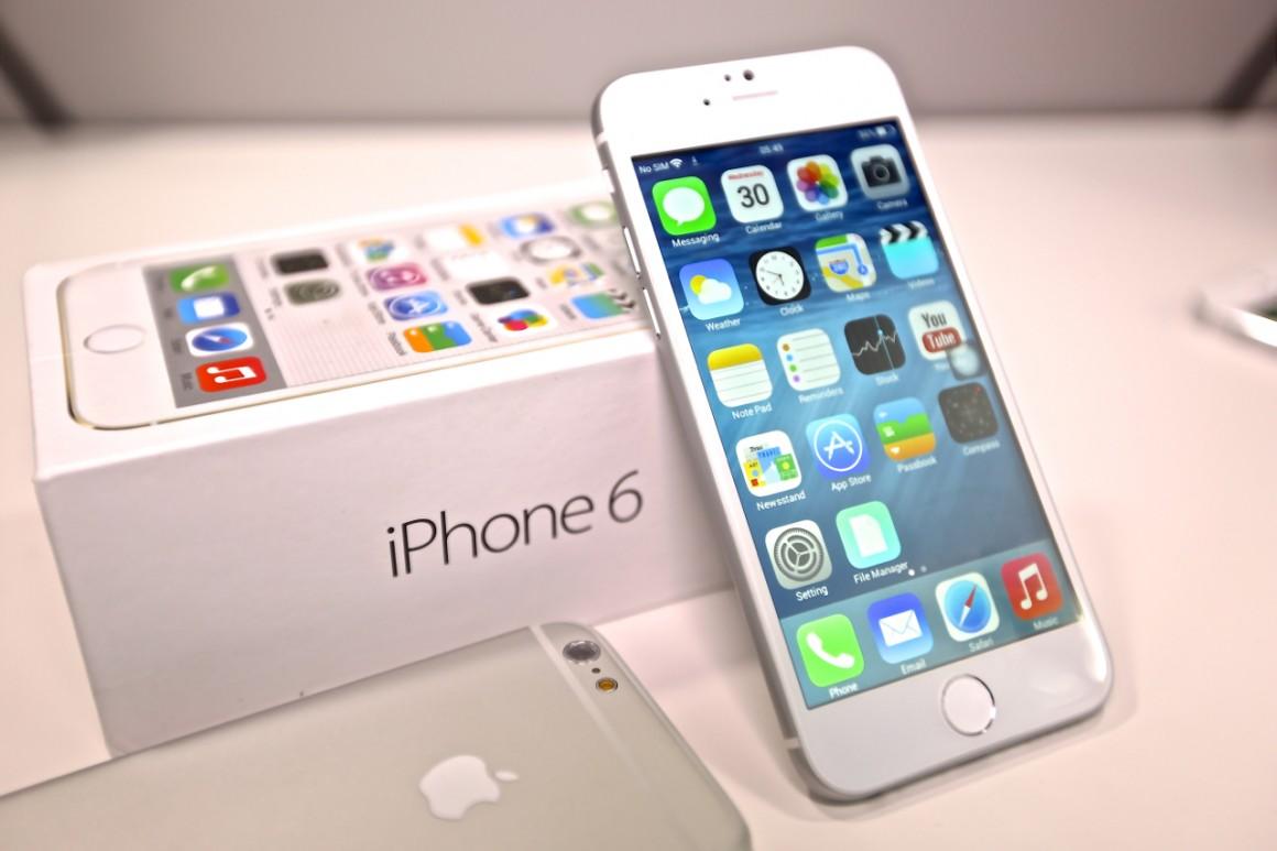 Restaurar de fábrica el iPhone 6