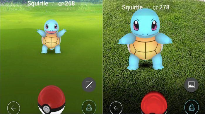 Transferir pokémons en Pokémon Go rápido