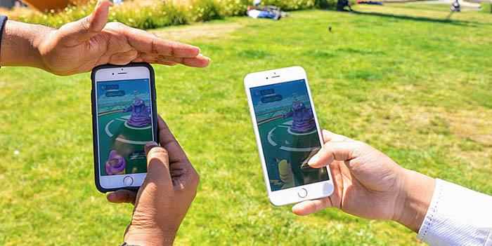 Ahorrar batería en Pokémon Go con Google Maps