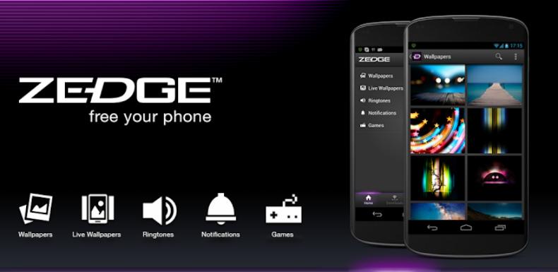 Zedge Ringtones & Wallpapers ringtones tonos wallpapers Android