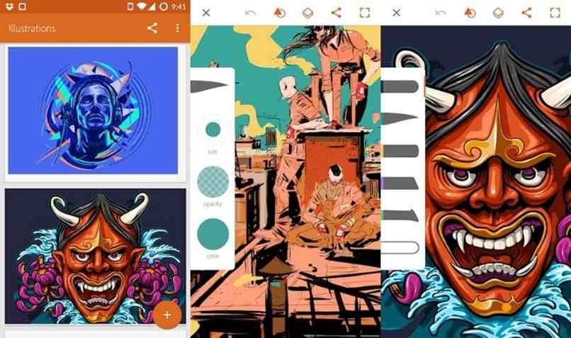 aplicacion adobe illustrator draw