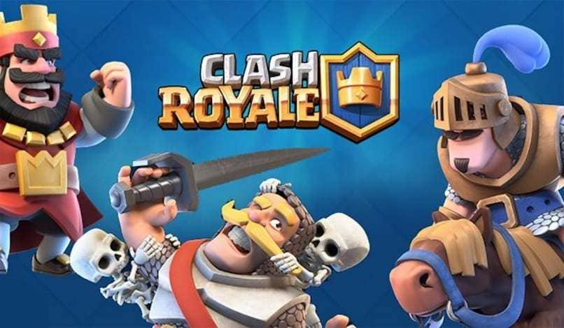 personajes de clash royale