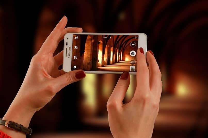 fotos con android