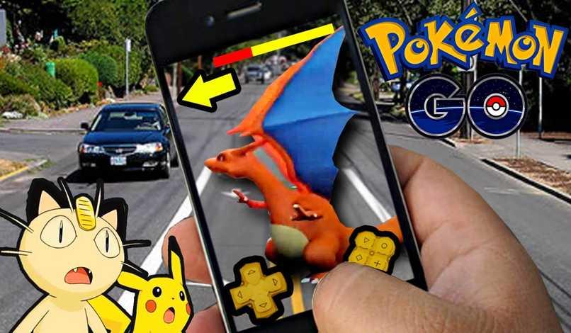 juega pokemon go auto