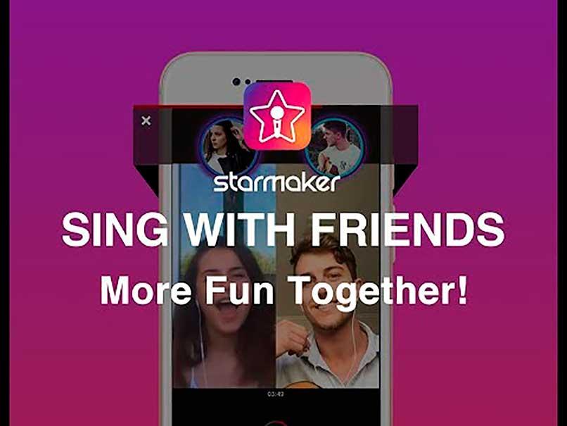 cantar karaoke con aplicaciones moviles