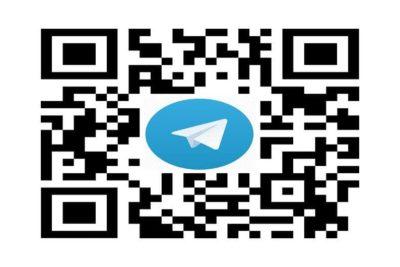 Telegram implementa QR
