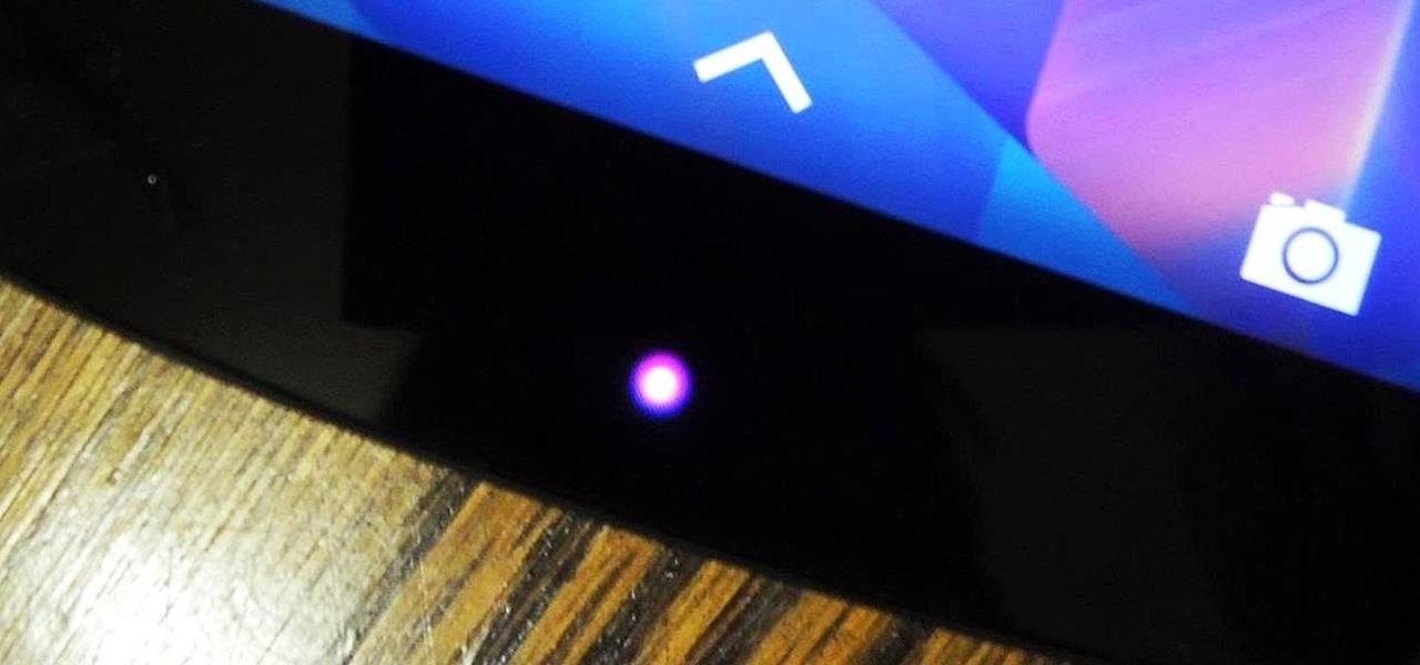 Activar LED de notificaciones Huawei