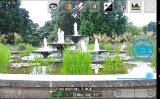 Aplicación para sustituir cámara nativa