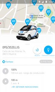 Car2go para Android3