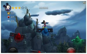 Castle of Illusion para Huawei Ascend P61