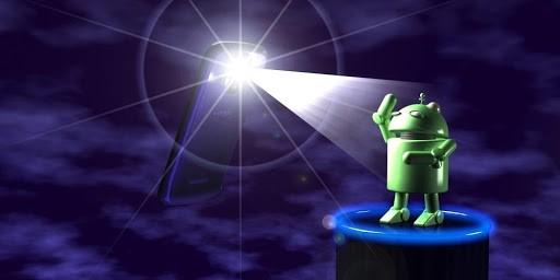 Cómo instalar linterna en el móvil
