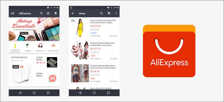 Comprar móviles baratos en Aliexpress