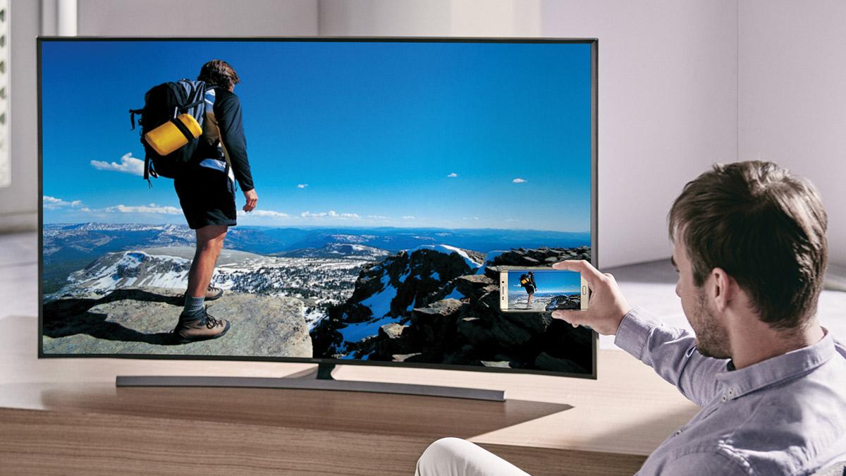Conectar móvil TV