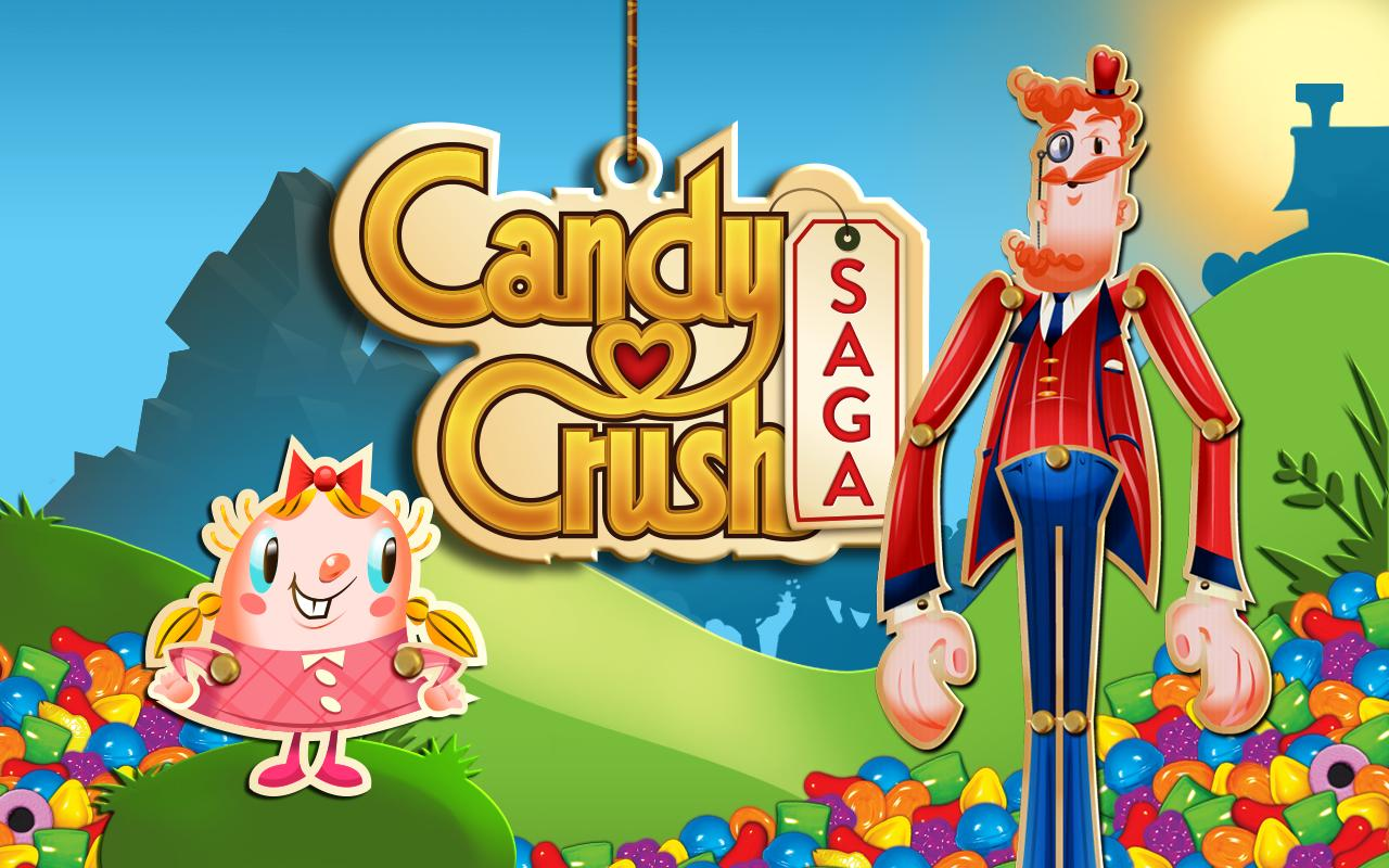 Descargar Candy Crush Saga Android
