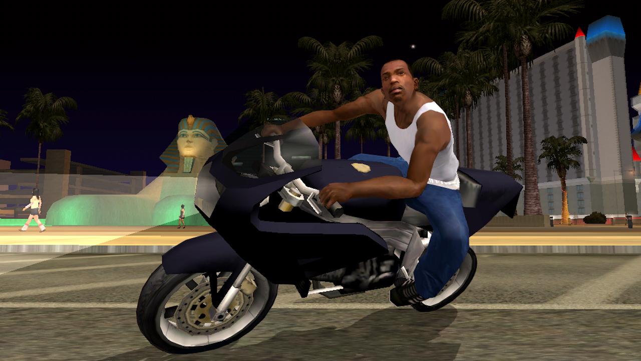 Descargar Grand Theft Auto- San Andreas para Motorola