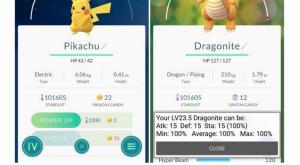 GoIV para Pokémon Go en tu PC2