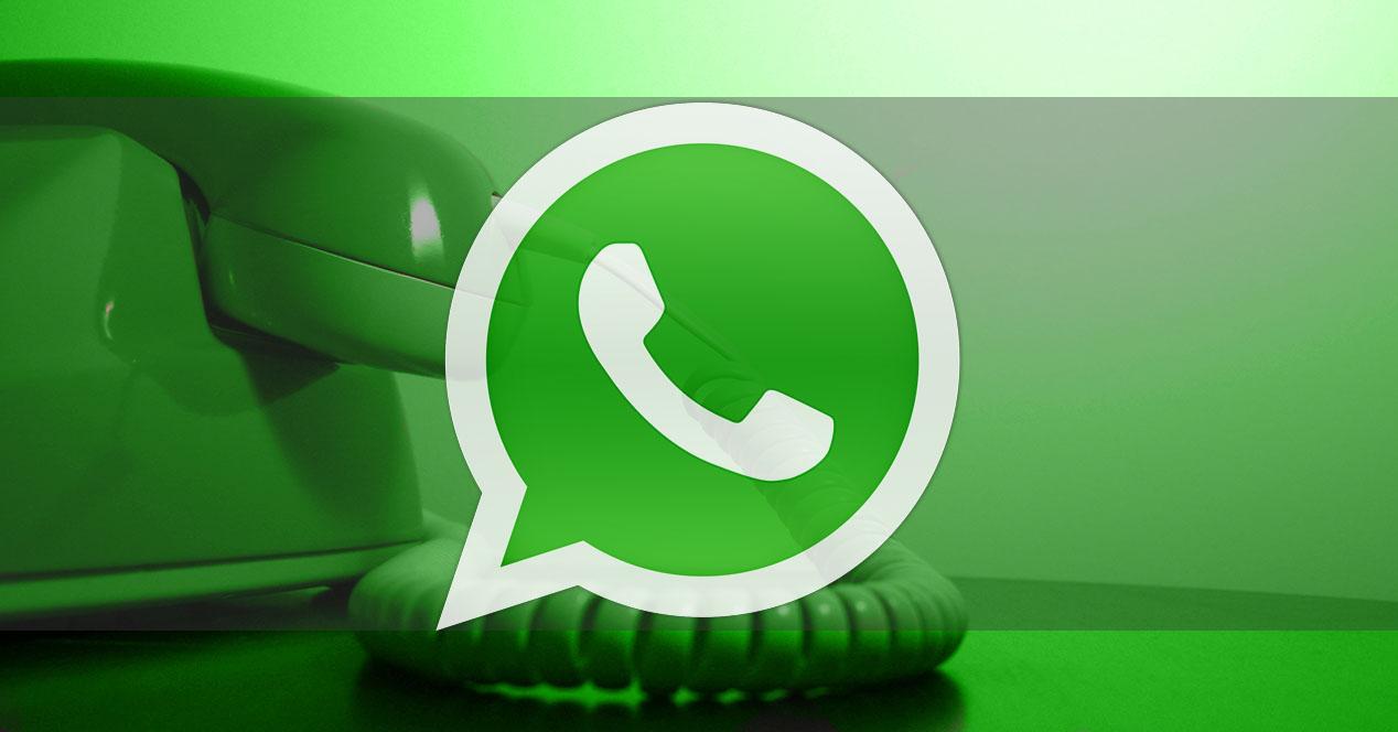 Grabar llamadas de WhatsApp