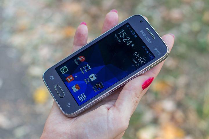 Hacer captura de pantalla en Samsung Galaxy Ace 4