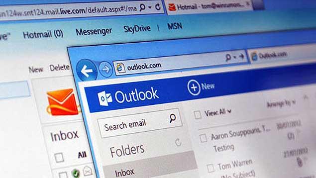Instalar Outlook