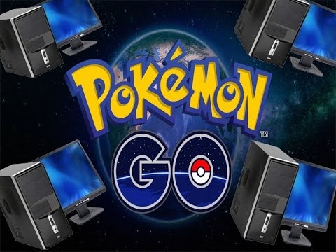 Jugar a Pokémon Go en el ordenador