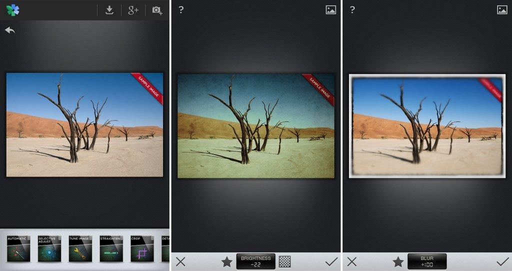 Mejores editores fotos Android
