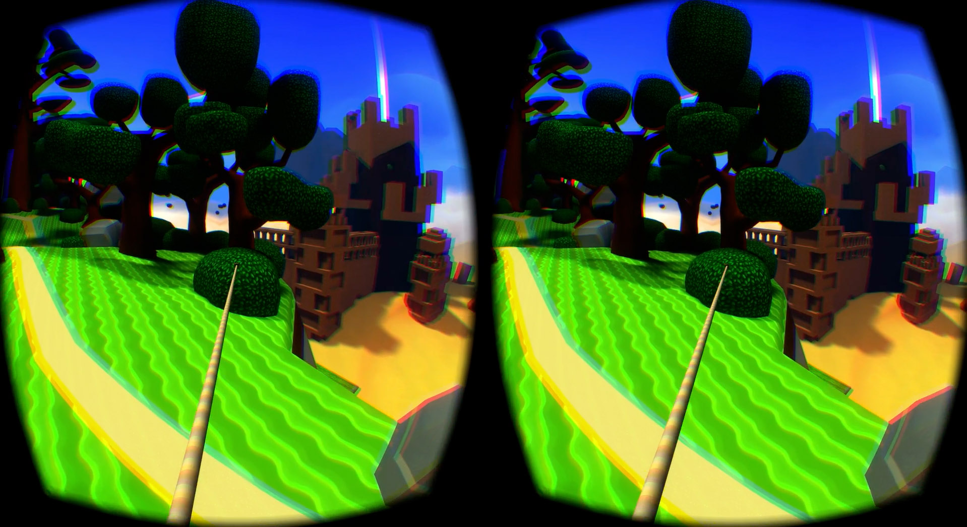 Mejores juegos gratis Oculus Rift