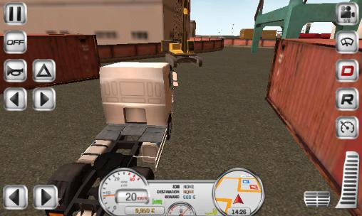 Los Mejores Juegos De Simulacion De Camiones Para Android Mira
