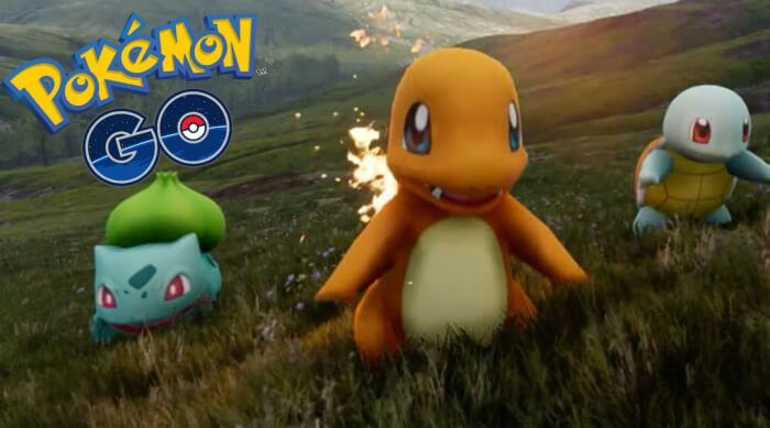 Nueva version pokemon go
