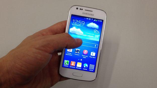 Pasos para hacer captura de pantalla en Samsung Galaxy Ace 4