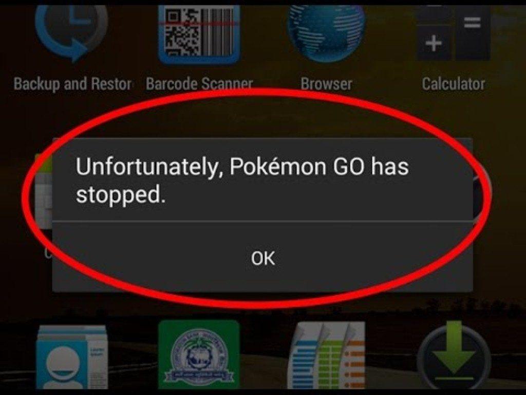 Pokémon Go se ha Detenido: tips Sencillos para Solucionarlo