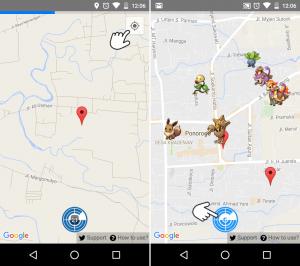 PokeWhere para Android4