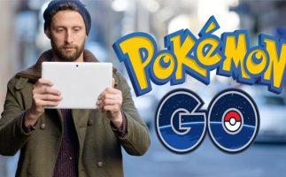 descargar Pokémon Go en la Tablet