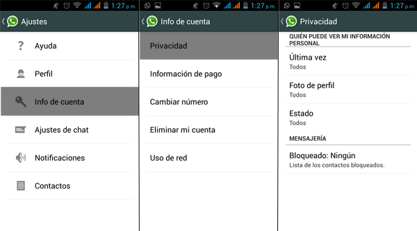 Cómo Saber Quién Visita Mi Perfil De Whatsapp Mira Cómo Hacerlo